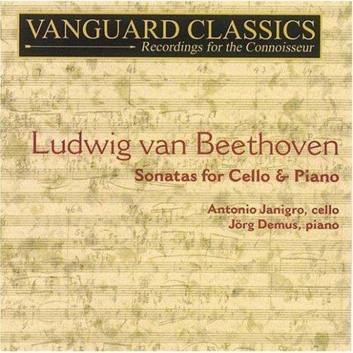 Beethoven: Cello Sonatas, Nos.1-5