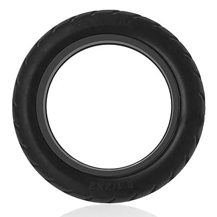 UniqueHeart Neumáticos sólidos al vacío 8.5