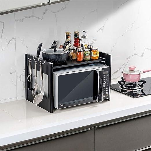 Estante para Horno de microondas Rack de 2-Tier cocina del ...