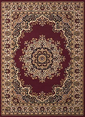 United Weavers of America Dallas Floral Kirman Rug