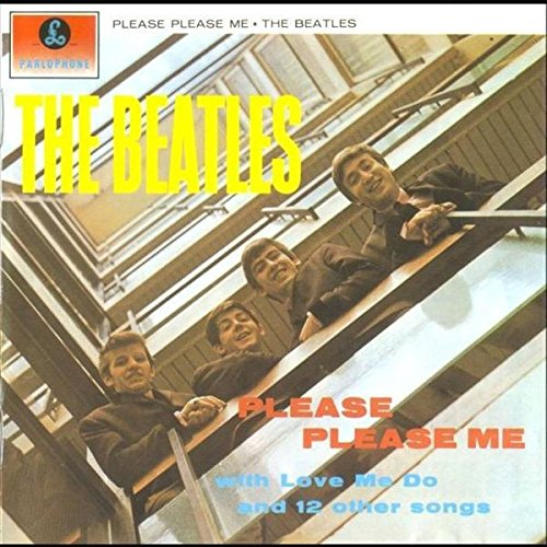 CD : The Beatles - Please Please Me (Limited Edition, Enhanced, Remastered, Digipack Packaging)