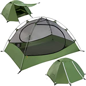 Best Budget Backpacking Tent for the Money Clostnature Lightweight Backpacking Tent