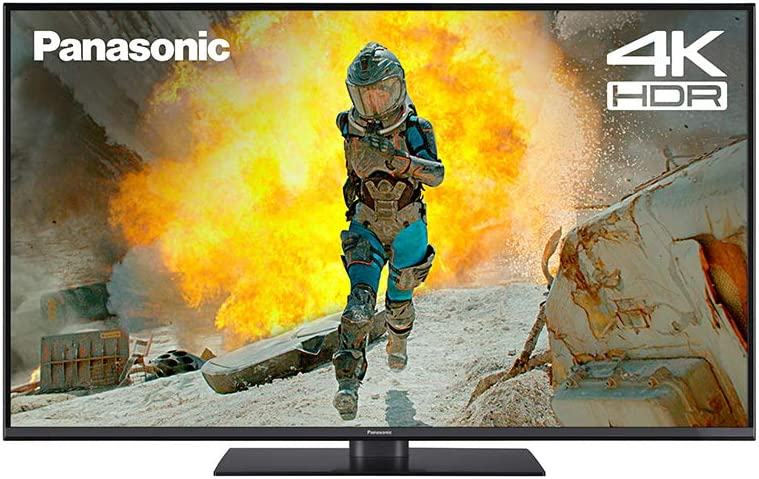 Panasonic TV tx-49fx550b 49 Pulgadas 4k uhd Smart TV con TDT HDR: Amazon.es: Electrónica