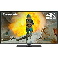 Panasonic TX-49FX550B 49-Inch 4K Ultra HD HDR Smart TV with Freeview Play (2018 Model) - Black