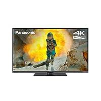 Panasonic TX-49FX550B 49-Inch 4K Ultra HD HDR Smart TV with Freeview Play (2018 Model) - Black