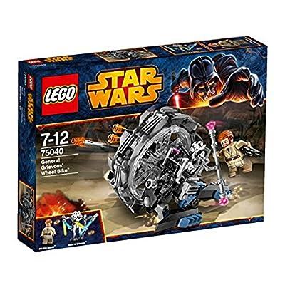 LEGO Star Wars 75040: General Grievous Wheel Bike: Toys & Games