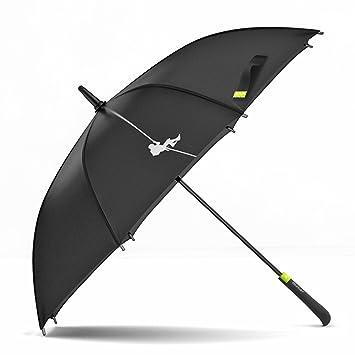 OLYCAT - Paraguas de golf para hombre y mujer, con mango largo y resistente al