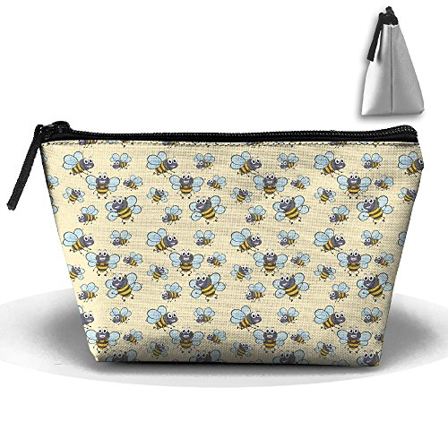 Bag Pouch Clutch Die Or Bees The Storage Organizer Travel Trapezoid an4ZOnqHw