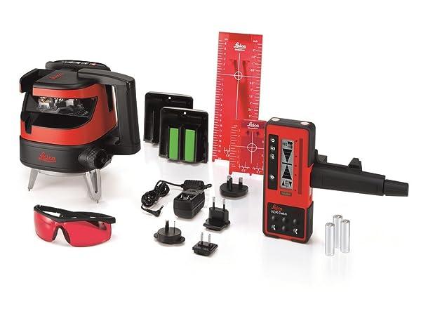 Best professional multi-line laser level: Leica Lino ML180