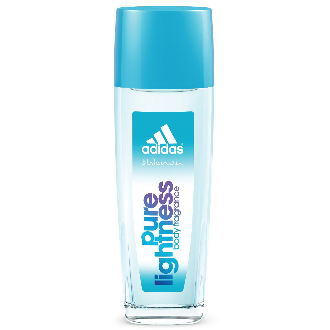 Adidas Fragrance Body Fragrance, Pure Lightness, 2.5 Fluid Ounce