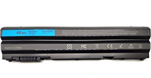 Binger New 8858X Replacement Battery Compatible with Dell Inspiron 15R 5520 / 14R 5420 / 17R 5720 Vostro 3460 3560(11.1V 48WH)