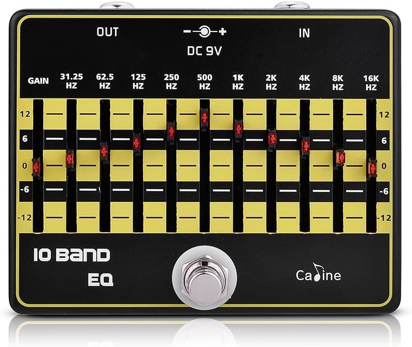 Caline CP-24 10 Banda EQ