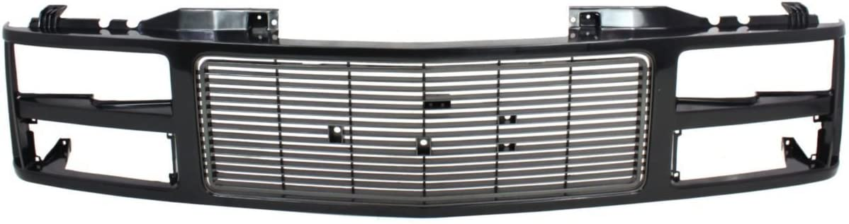 amazon com oe replacement gmc pickup grille assembly partslink number gm1200391 automotive oe replacement gmc pickup grille assembly partslink number gm1200391