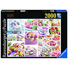 Ravensburger Sweets Jigsaw Puzzle (2000-Piece)