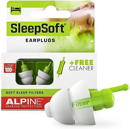 20x silicone Ear plugs anti bruit ronfler bouchons d/'oreilles à l/'aise bon