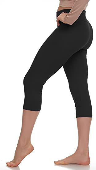 015b21f53fff9 Lush Moda Extra Soft Leggings - Variety of Colors -Plus Size Yoga Waist -