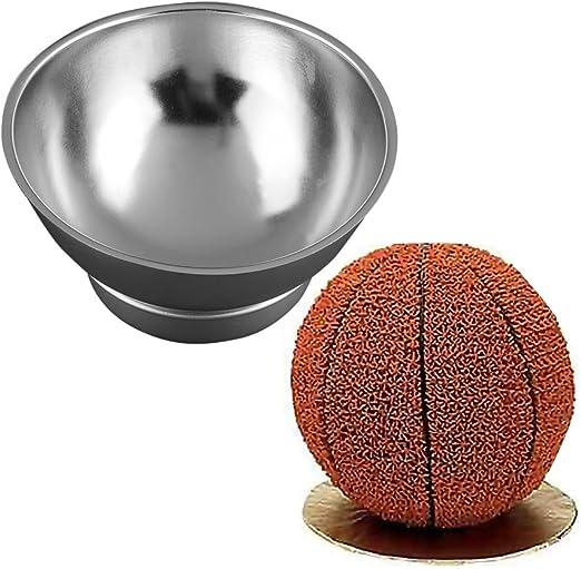 site autorisé classcic rencontrer Aprettysunny 3D Sport Demi-Boule sphère Moule à gâteau Moule ...