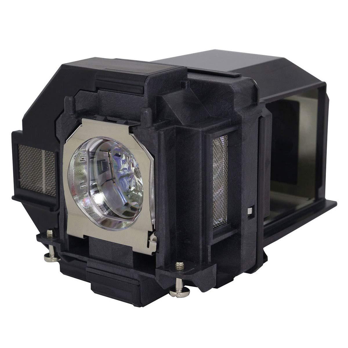 オリジナルフィリップスプロジェクター交換用ランプ Epson Pro EX7260用 Platinum (Brighter/Durable) Platinum (Brighter/Durable) Lamp with Housing B07L2C2Z8H