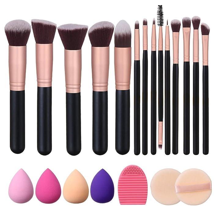 The Best Makeup Brush Set Beauty Blender