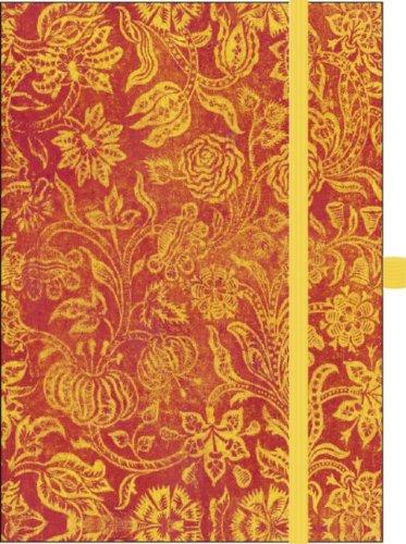Premium Timer Big Antik - Orange 2015: Buchkalender mit hochwertiger Folienveredelung und Prägung