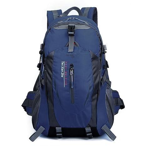4ac587c223 GTKC 30L Zaino da Trekking Multi-funzionale per Esterni Viaggio  Impermeabile Sport Zainetto Zaino Blu