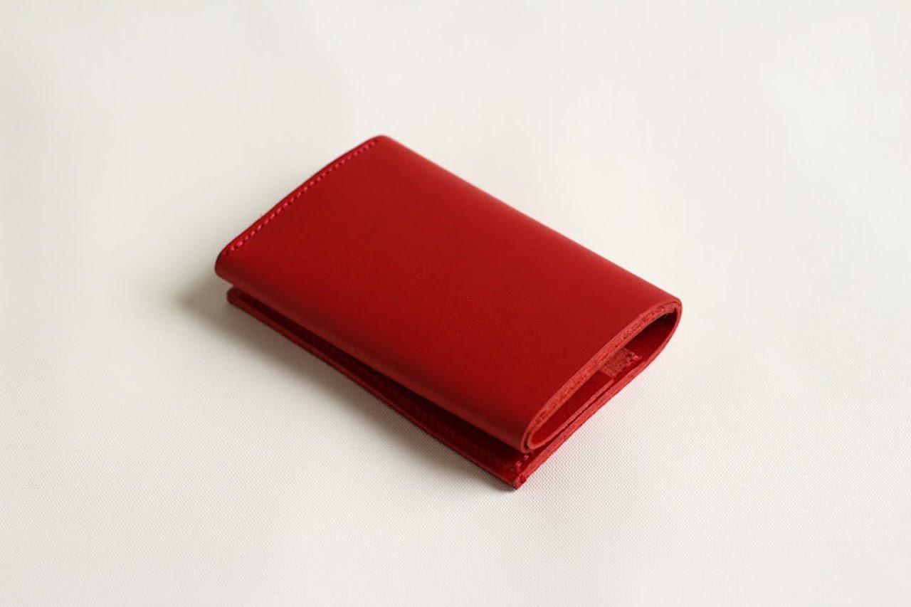 [エムピウ]m+ straccio ストラッチョ Buttero: red B0751YFFLZ Red Red