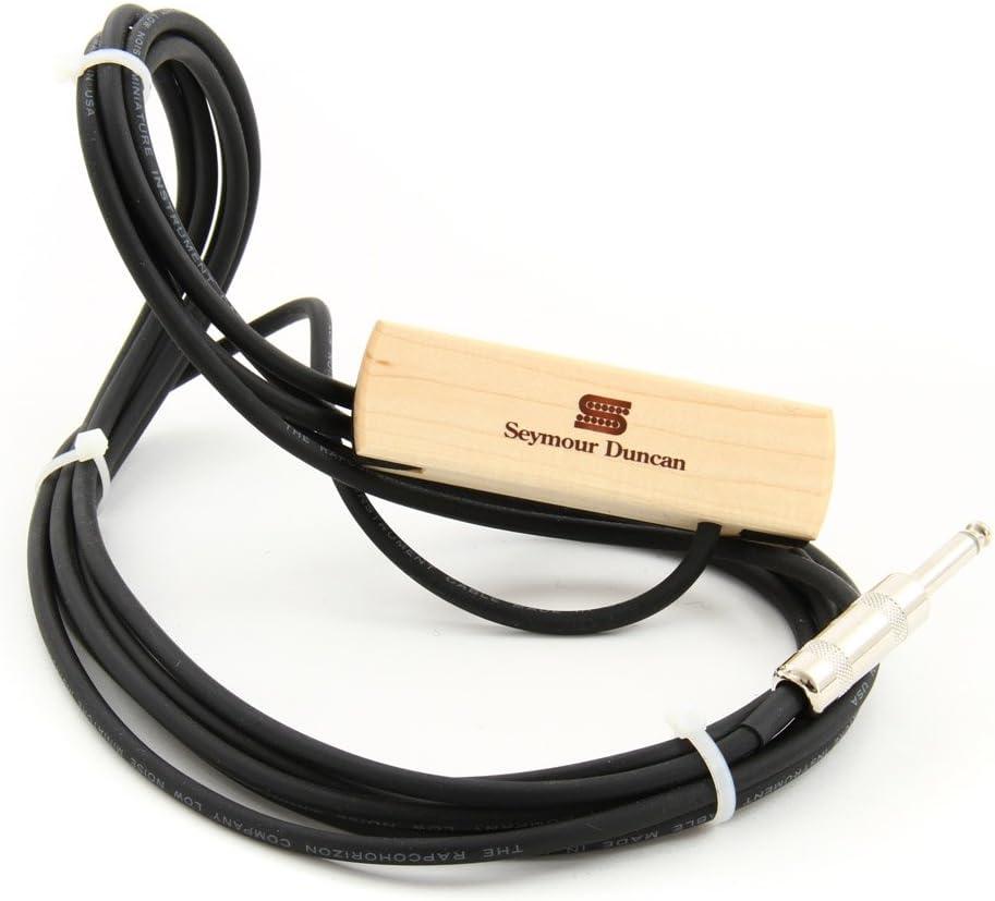 Seymour Duncan 1150030 - Pastilla para guitarra acústica para ...