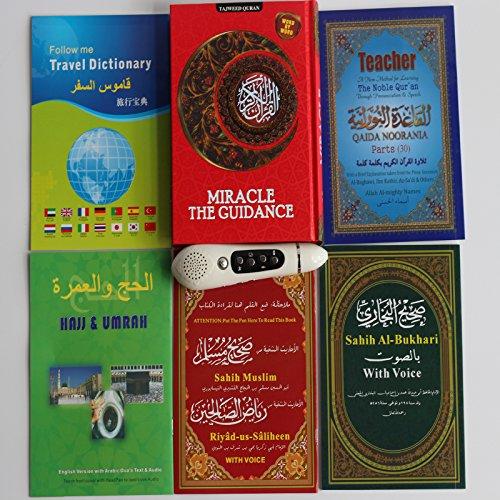 Hitopin Digital Pen Quran New Koran Talking Reader Word by