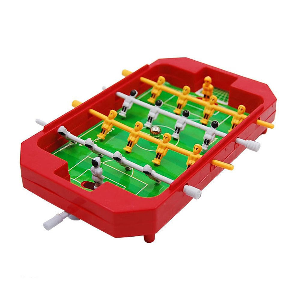 toymytoy Table Top FootballサッカーテーブルゲームミニfoosbalクリエイティブギフトToy for Kids Children B078STC7DJ