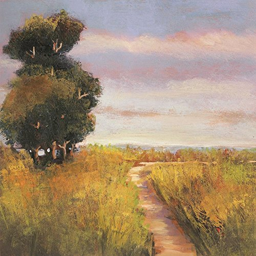 Low Country Landscape I by Adam Rogers Art Print, 30 x 30 inches