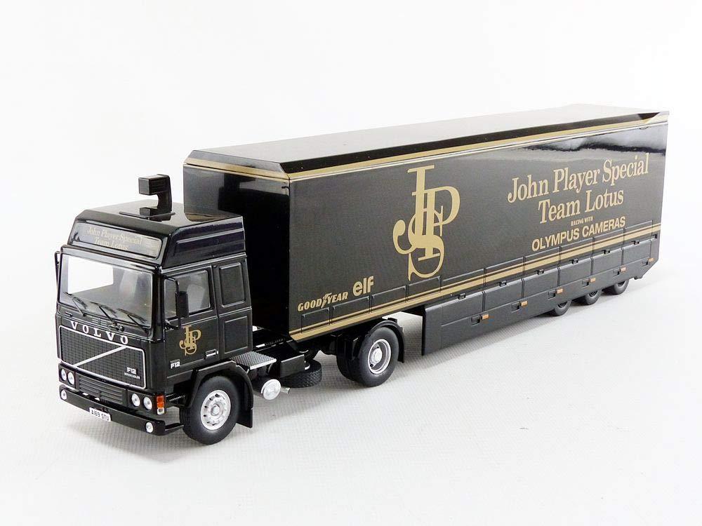 Ixo – Miniaturauto-Kollektion, TTR002, Schwarz/Gold