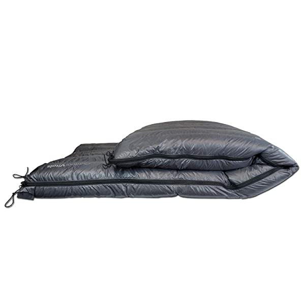 Outdoor Vitals Aerie 0 15 30 45 Degree Down Underquilt Sleeping Bag