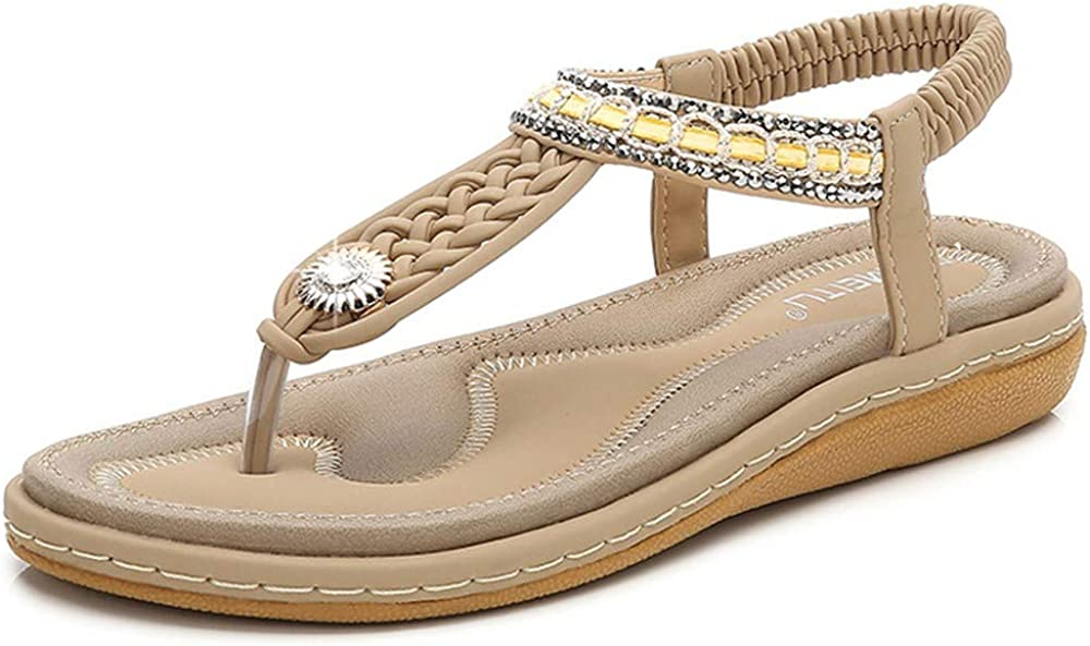 Shirley J Cadet Sandals Female 2019 New Big Yang Buckle Drill Woven Decorative Fashion Womens Shoes