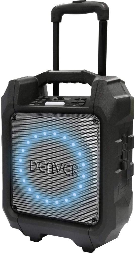 Denver TSP-305 Altavoz Bluetooth de 6,5