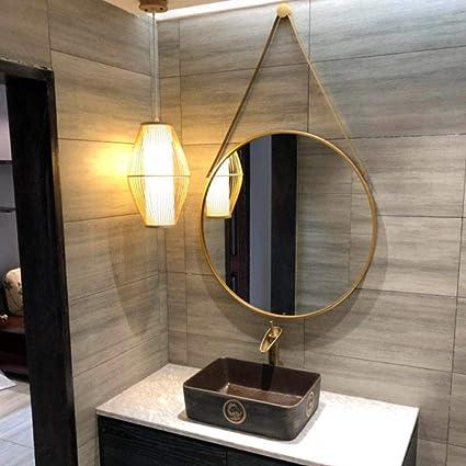 Bloomy Home- Nordic Vanity Mirror Decorazione da Parete ...