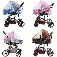 Newin Star Mosquiteras,Antiinsectos para cochecitos/capazos de bebé/carritos/sillas
