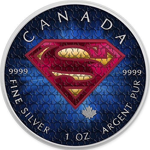 Colored Silver Coins - 5