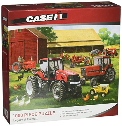 MasterPieces Legacy Farmall Jigsaw 1000 Piece product image