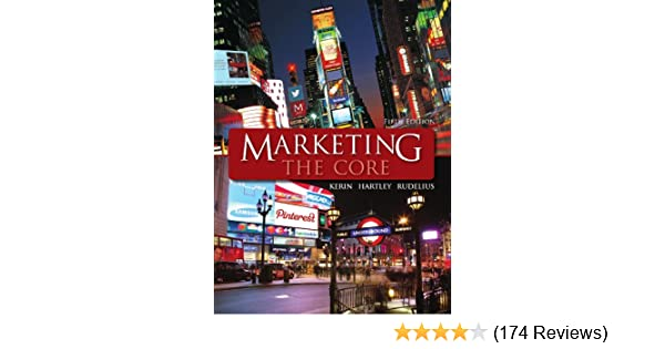 Amazon marketing the core 5th edition ebook william rudelius amazon marketing the core 5th edition ebook william rudelius roger kerin steven hartley kindle store fandeluxe