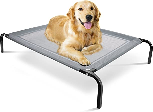 Paws & Pals Elevated Bed