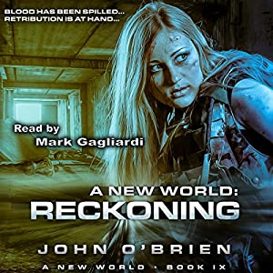 A New World: Reckoning Audiobook
