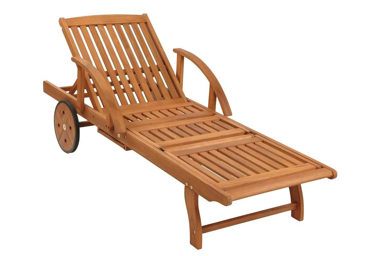 Gartenliege Rio Grande Liegestuhl Sonnenliege Relaxliege
