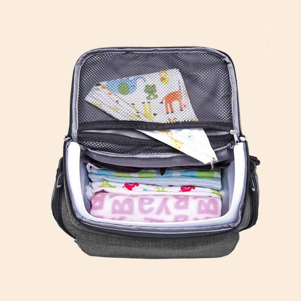 Autositz Taschen Sitzerh/öhung Reisetasche Einfach Zu Tragen Reisezubeh/ör Tragbare Multifunktionale K/önnen 50 Pfund Baby Infant Gepolsterter Rucksack,Gray