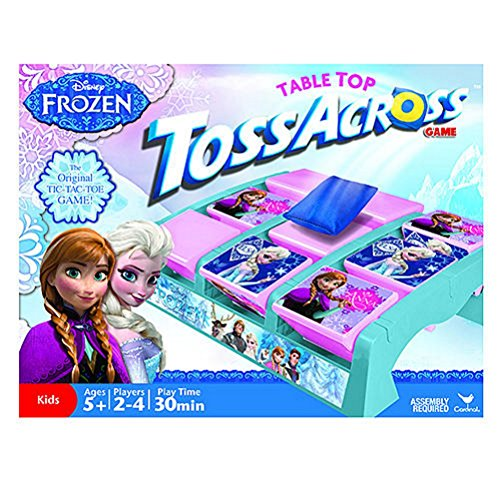 Disney Frozen Toss Across Tabletop