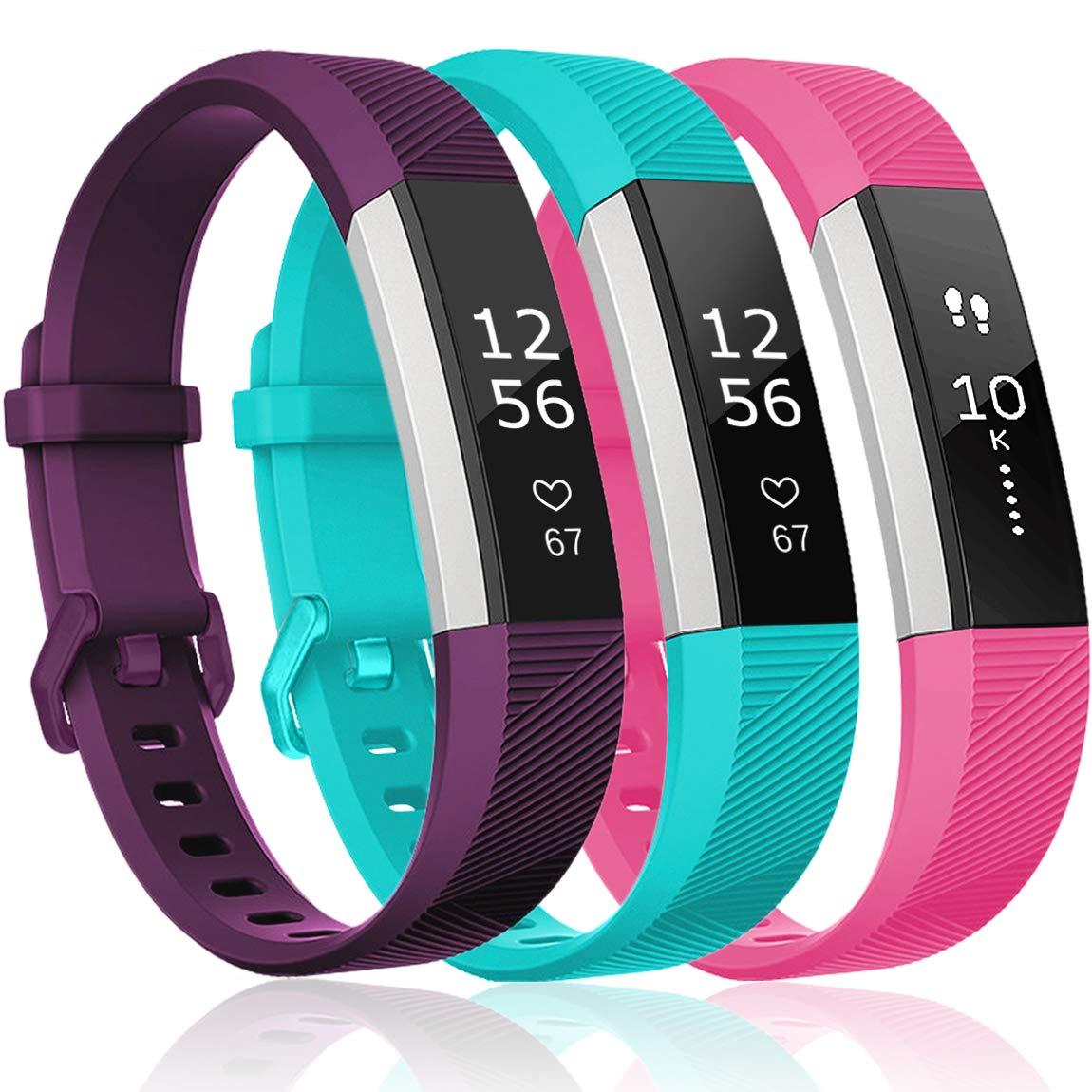 Mallas Para Reloj Fitbit Alta, Alta Hr Y Fitbit Ace (x3)
