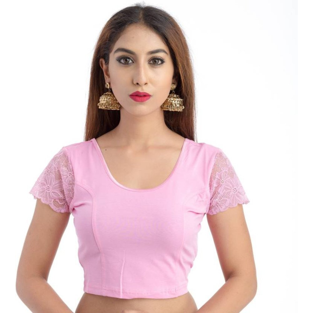 81c5d0c19609be Amazon.com  Fressia Fabrics Readymade free Size saree blouse for women  party wear choli  Clothing
