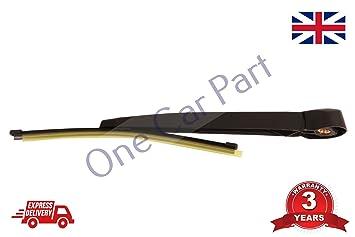 Brazo limpiaparabrisas trasero con diseño de polo V HB Golf VI ...