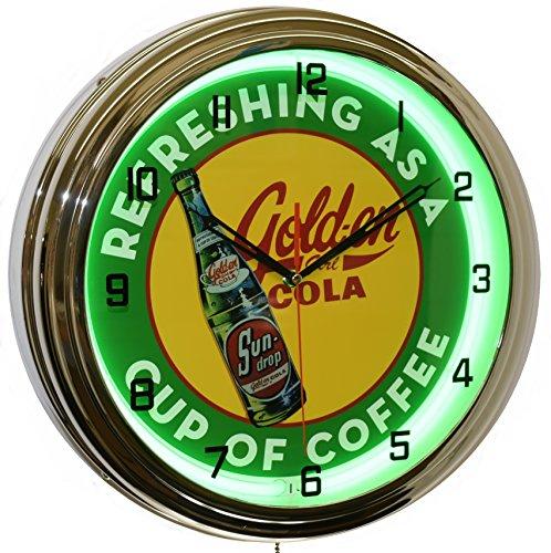 (Sun-Drop Golden Girl Cola 16