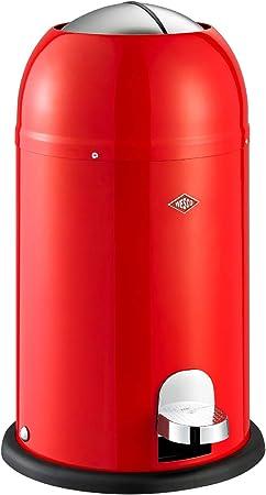 Wesco 180 312 Kickmaster Junior Abfallsammler 12 Liter wei/ß