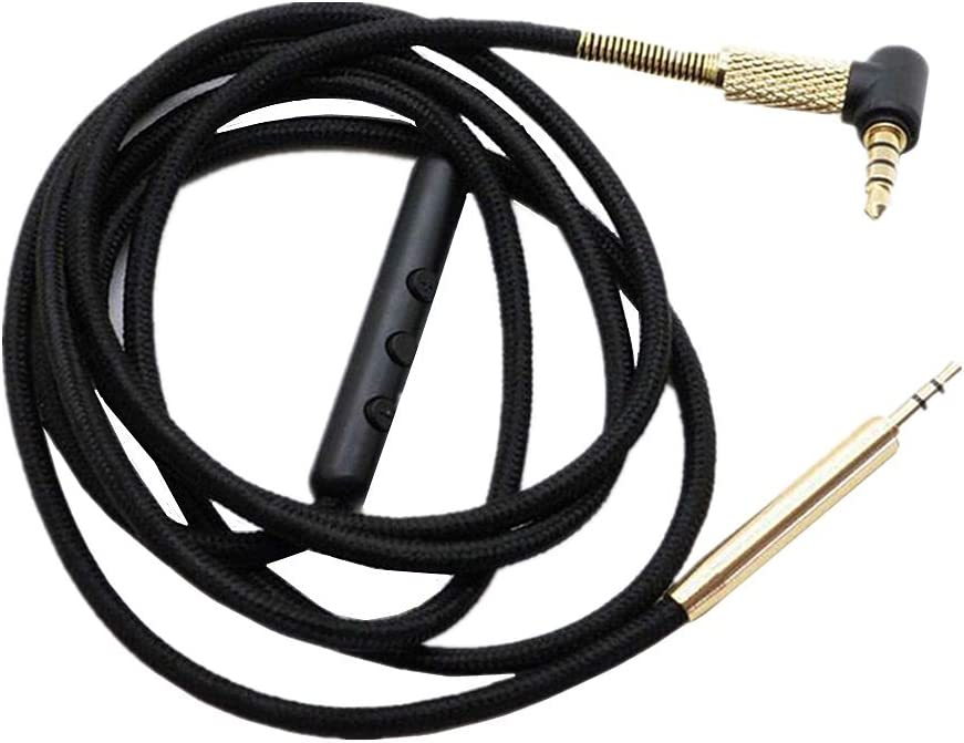 Hensych Ersatz Audiokabel Für Bose Qc25 Qc35 Bose Oe2 Oe2i Ae2 Ae2i Kopfhörer Baumarkt